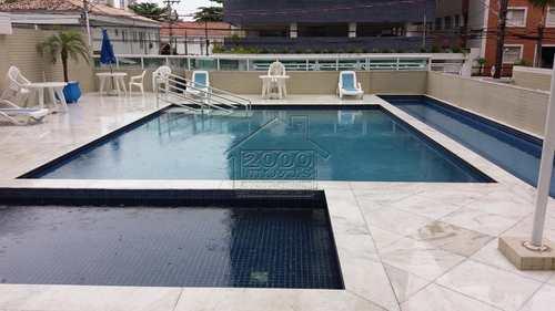 Apartamento, código 2627 em Praia Grande, bairro Boqueirão