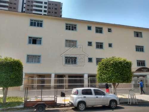 Kitnet, código 2640 em Praia Grande, bairro Canto do Forte