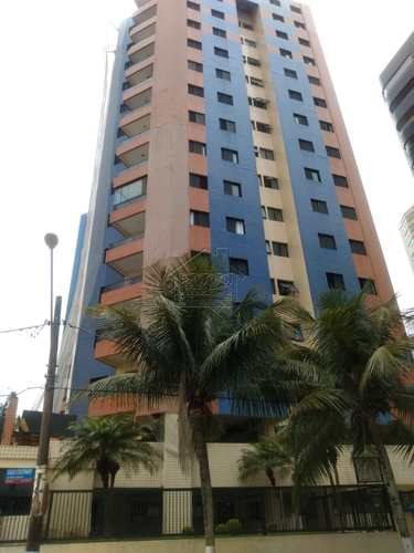 Apartamento, código 2671 em Praia Grande, bairro Aviação