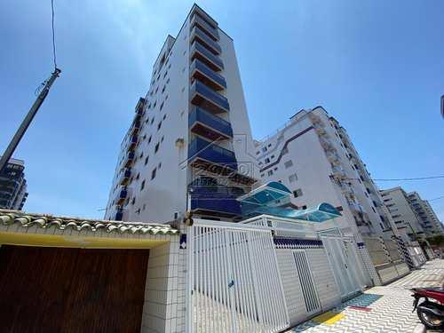 Apartamento, código 2704 em Praia Grande, bairro Guilhermina