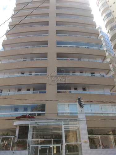 Apartamento, código 2706 em Praia Grande, bairro Guilhermina