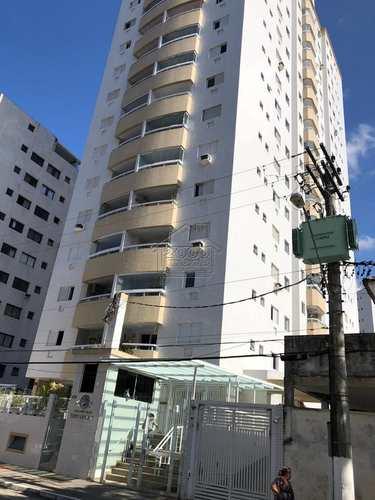 Apartamento, código 2718 em Praia Grande, bairro Guilhermina