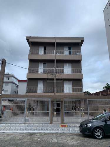 Apartamento, código 2750 em Praia Grande, bairro Guilhermina