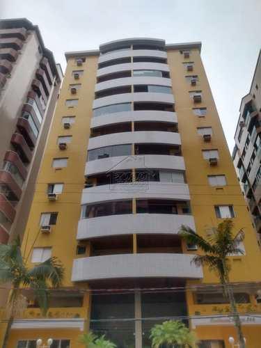 Apartamento, código 2790 em Praia Grande, bairro Canto do Forte
