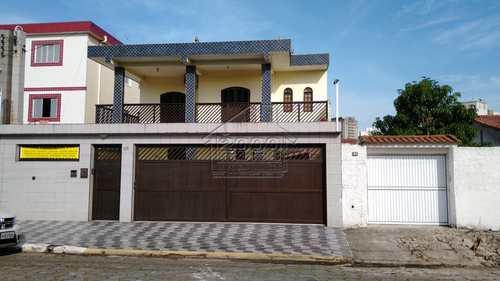 Sobrado, código 2817 em Praia Grande, bairro Guilhermina