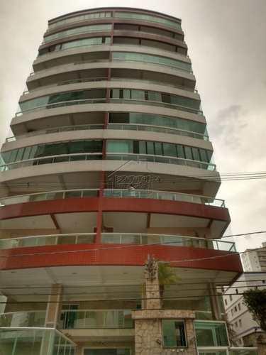 Apartamento, código 2842 em Praia Grande, bairro Guilhermina