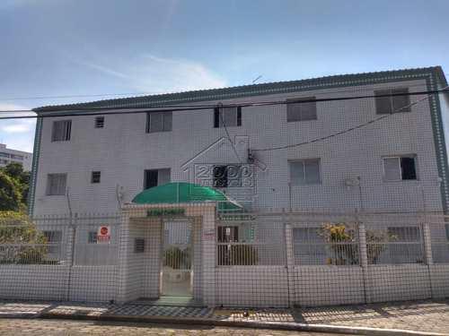 Kitnet, código 2846 em Praia Grande, bairro Guilhermina