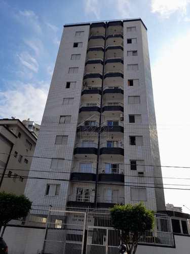 Apartamento, código 2861 em Praia Grande, bairro Guilhermina