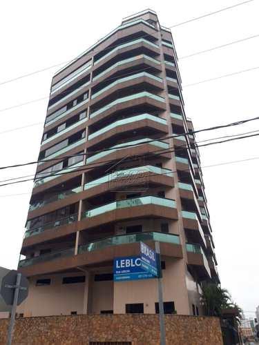 Apartamento, código 2927 em Praia Grande, bairro Guilhermina