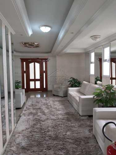 Apartamento, código 2982 em Praia Grande, bairro Guilhermina