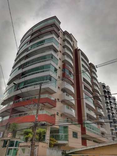 Apartamento, código 2987 em Praia Grande, bairro Guilhermina