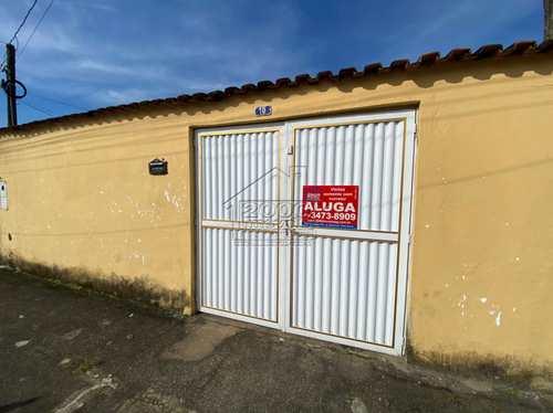 Casa, código 2999 em Praia Grande, bairro Samambaia