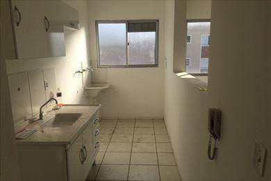 Apartamento, código 704 em Itu, bairro Vila Cleto