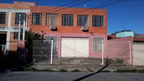 Galpão, código 644 em Itu, bairro Jardim Santa Tereza