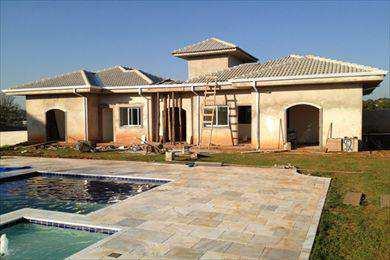 Casa em Indaiatuba, bairro Colinas do Mosteiro de Itaici