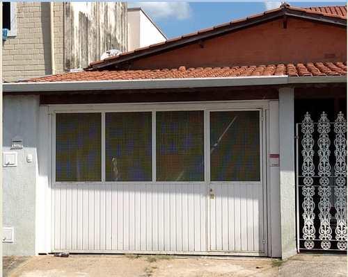 Casa, código 732 em Itu, bairro São Luiz