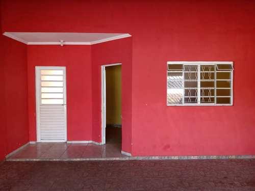 Casa, código 733 em Itu, bairro Parque América