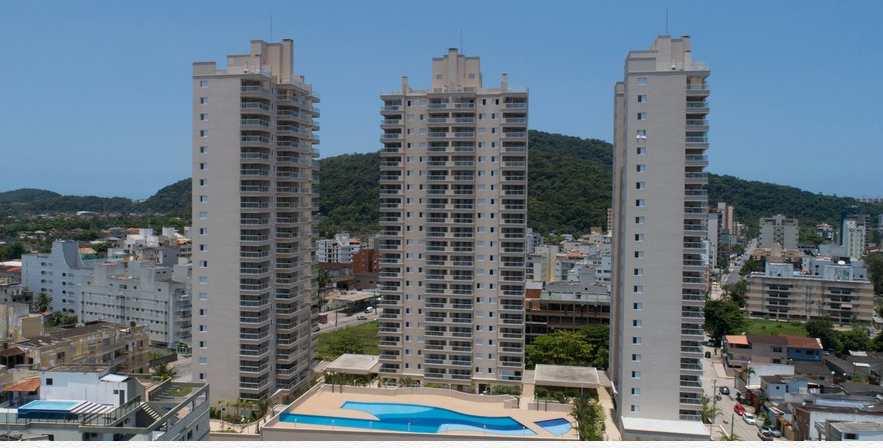 Empreendimento em Guarujá, no bairro Loteamento João Batista Julião