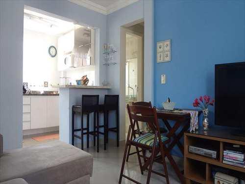 Apartamento, código 4203 em Guarujá, bairro Balneário Cidade Atlântica