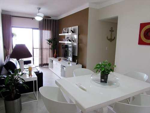 Apartamento, código 4190 em Guarujá, bairro Jardim Três Marias