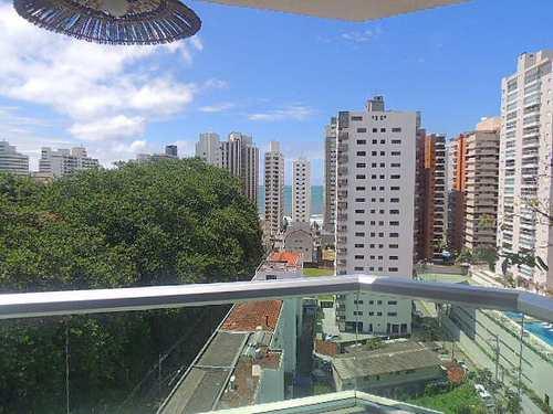Apartamento, código 4187 em Guarujá, bairro Astúrias