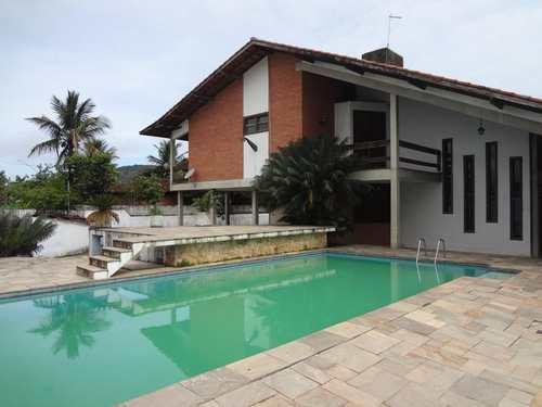 Casa, código 4185 em Guarujá, bairro Jardim Virgínia