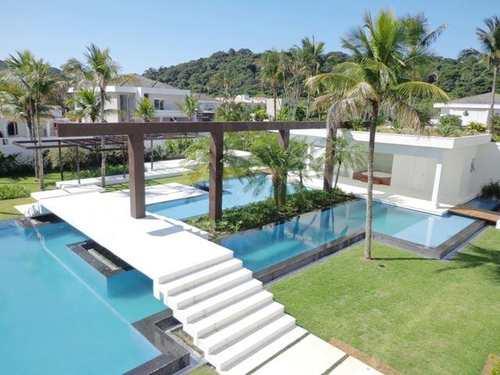 Casa, código 4173 em Guarujá, bairro Acapulco