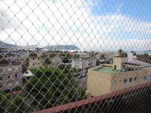Apartamento, código 4144 em Guarujá, bairro Balneário Cidade Atlântica