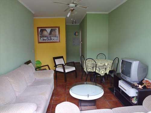Apartamento, código 4125 em Guarujá, bairro Jardim Três Marias