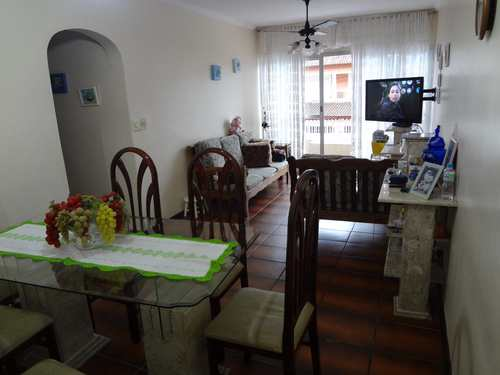 Apartamento, código 4115 em Guarujá, bairro Balneário Cidade Atlântica