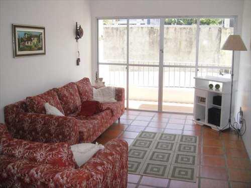 Apartamento, código 4107 em Guarujá, bairro Jardim Três Marias