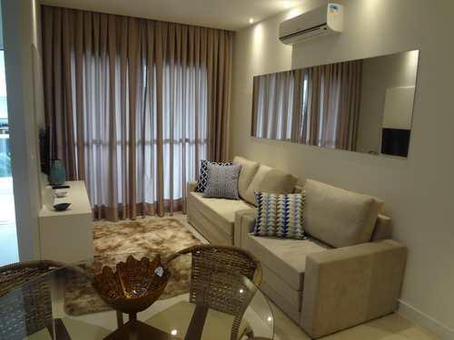 Apartamento, código 3993 em Guarujá, bairro Balneário Cidade Atlântica