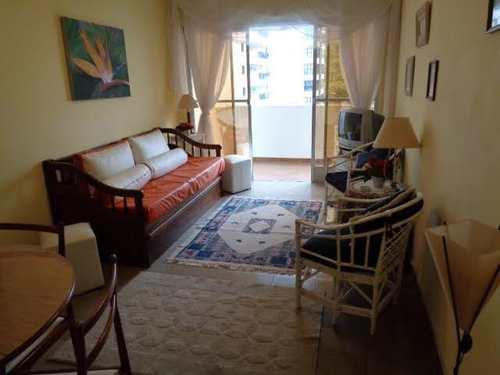 Apartamento, código 3981 em Guarujá, bairro Pitangueiras