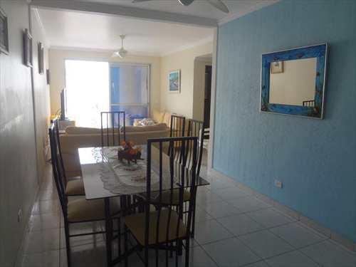 Apartamento, código 3961 em Guarujá, bairro Jardim Enseada