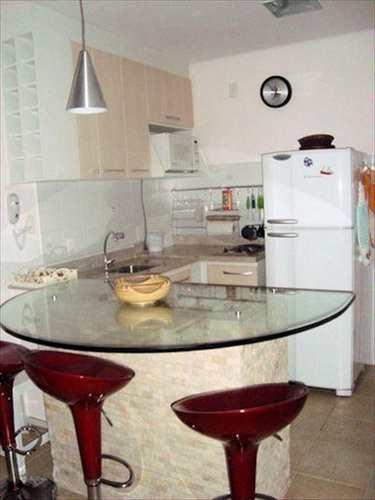 Apartamento, código 3967 em Guarujá, bairro Praia da Enseada