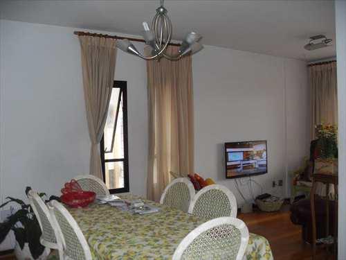 Apartamento, código 3906 em Guarujá, bairro Jardim Enseada