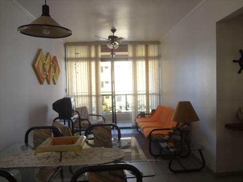 Apartamento, código 3894 em Guarujá, bairro Jardim Enseada