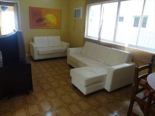 Apartamento, código 3887 em Guarujá, bairro Praia da Enseada