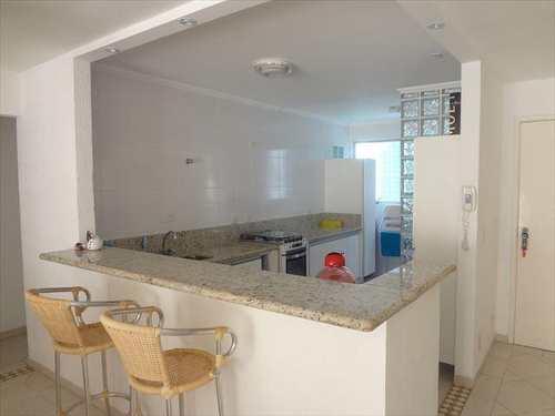 Apartamento, código 3863 em Guarujá, bairro Praia da Enseada