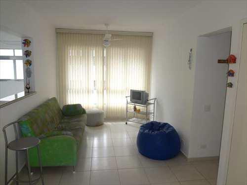 Apartamento, código 3835 em Guarujá, bairro Jardim Enseada