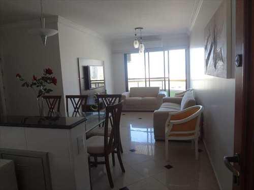 Apartamento, código 3857 em Guarujá, bairro Praia da Enseada