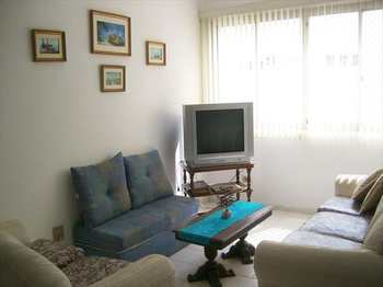Apartamento, código 3853 em Guarujá, bairro Jardim Enseada
