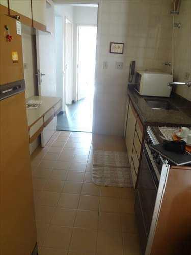 Apartamento, código 3827 em Guarujá, bairro Jardim Enseada