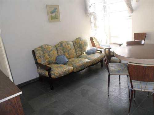 Apartamento, código 3826 em Guarujá, bairro Jardim Enseada