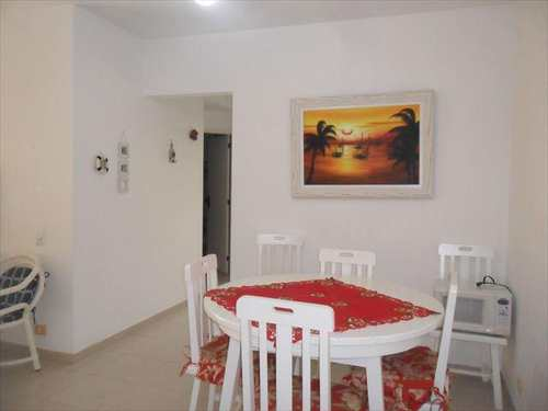 Apartamento, código 3817 em Guarujá, bairro Jardim Enseada