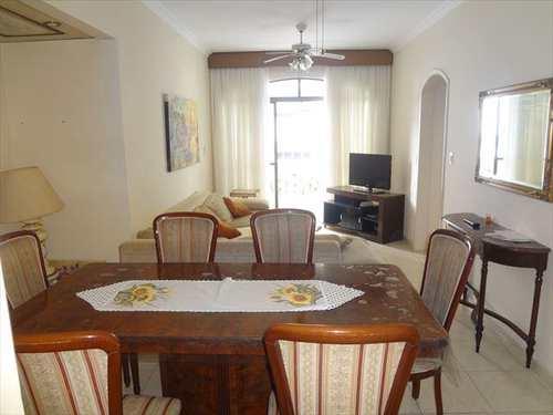Apartamento, código 3785 em Guarujá, bairro Praia da Enseada