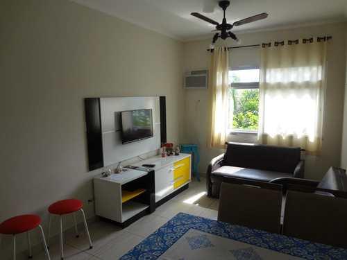 Apartamento, código 3811 em Guarujá, bairro Enseada