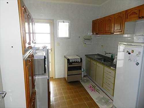 Apartamento, código 3803 em Guarujá, bairro Jardim Enseada