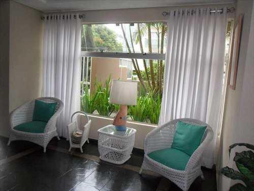 Apartamento, código 3802 em Guarujá, bairro Jardim Enseada