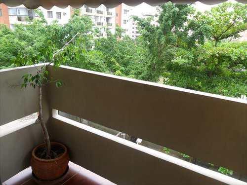 Apartamento, código 3749 em Guarujá, bairro Loteamento João Batista Julião